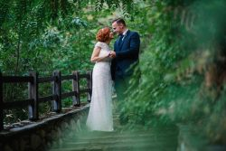 wedding in a rainforest